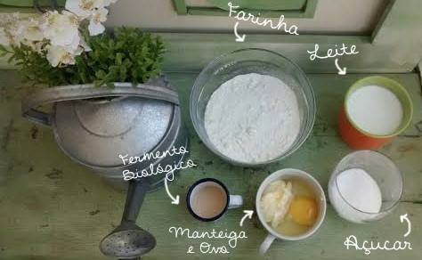 Ingredientes!
