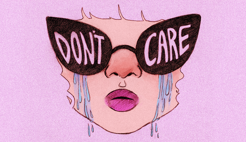 Ilustra Dont Care